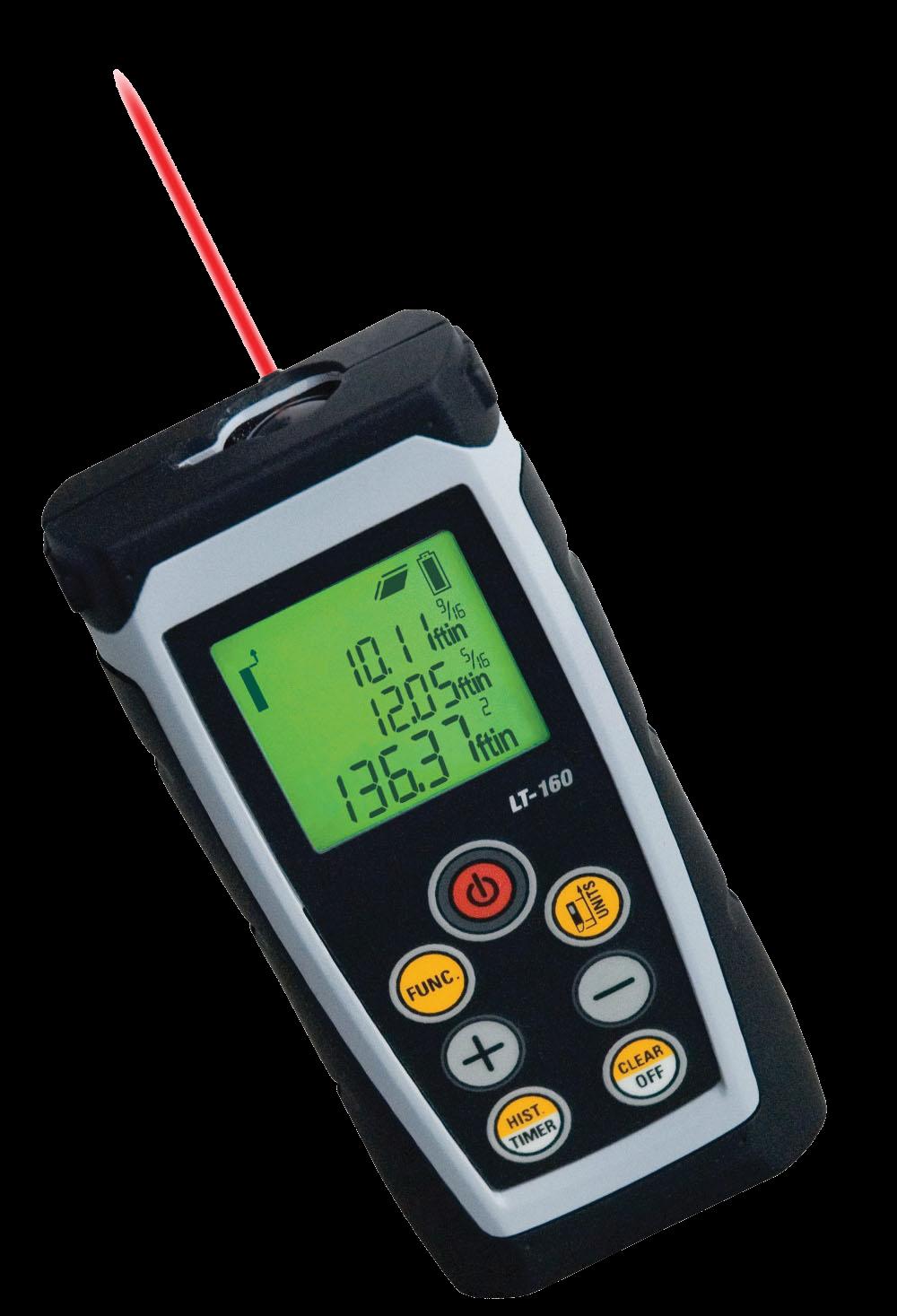 LT-160 laser meter